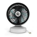 KLIM Breeze Ventilateur de Bureau usb